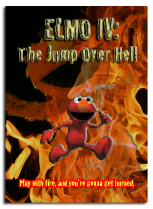 Elmo IV: The Jump Over Hell DVD Cover