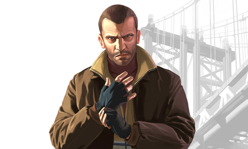 Grand Theft Bloggo- Part 1-Niko
